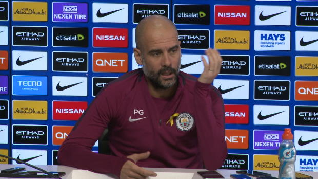 "Guardiola: ""Härtester Spielplan"" in England"