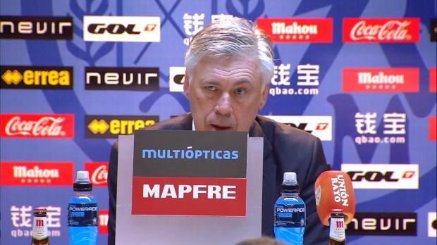 Ancelotti erklärt: Das wollten wir umstellen