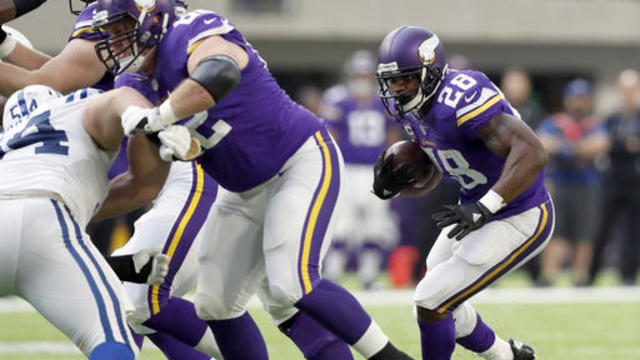 What would happen if Adrian Peterson joins the Texans?