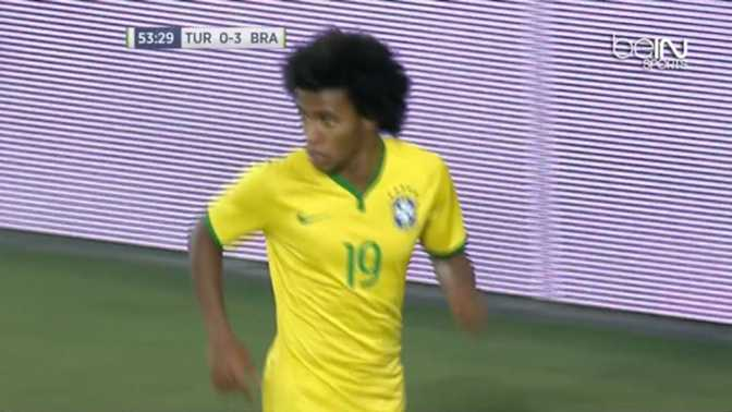 Le flip-flap de Willian