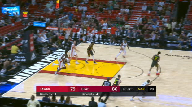 Block of the Night: Justise Winslow