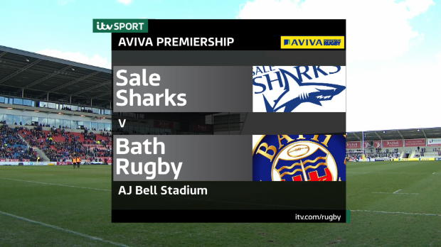 Aviva Premiership - Match Highlights - Sale Sharks v Bath Rugby