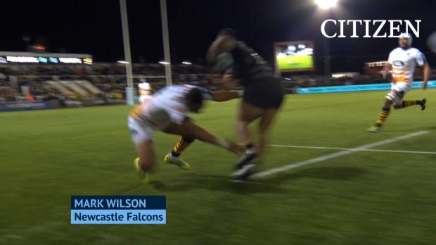 Aviva Premiership - Citizen Try of the Week - Round 5