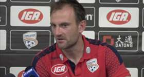 Reds goalkeeper Eugene Galekovic has played down his exploits last week ahead of Saturday's clash against Victory.
