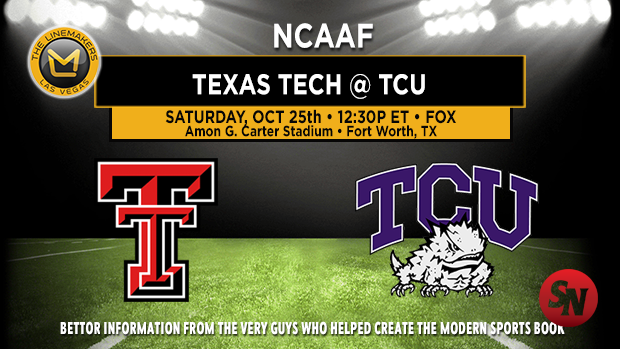 Texas Tech Red Raiders @ TCU Horned Frogs