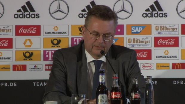 """1.Pokalrunde: Grindel: """"Feiertag im Fußball"""""""