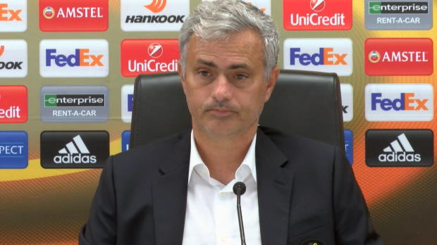 Nach 0:1: Mourinho rechtfertigt Aufstellung