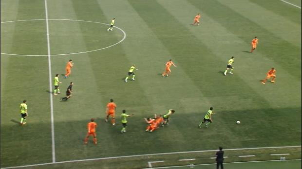 K-League: Leonardos feiner Sahne-Schlenzer