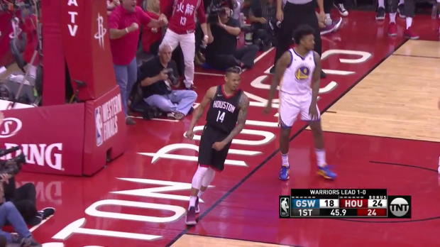 WSC: Houston Rockets Highlights vs. Golden State Warriors, 05/16/2018