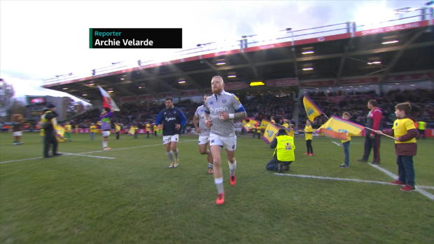 Aviva Premiership - Match Highlights - Harlequins v Bath Rugby