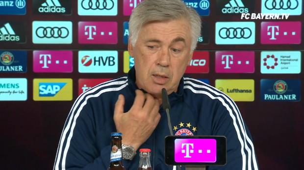 """Ancelotti zu Alaba: """"Ziel ist das Paris-Spiel"""""""