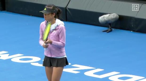 Australian Open: Das ist Kerbers Gegnerin: Hsieh Su-wei