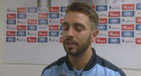 Michael Zullo admitted Sydney's loss to City in the FFA Cup Final was difficult to take.