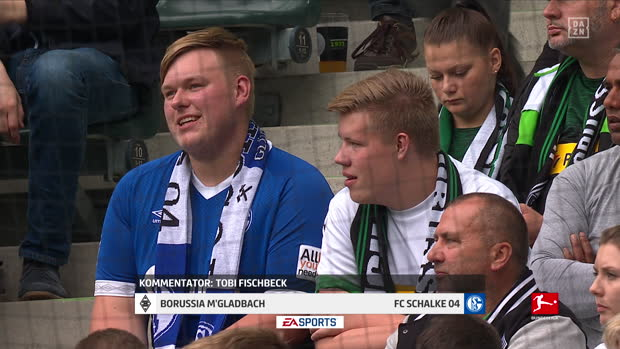 Bundesliga: Borussia M'gladbach - FC Schalke 04   DAZN Highlights