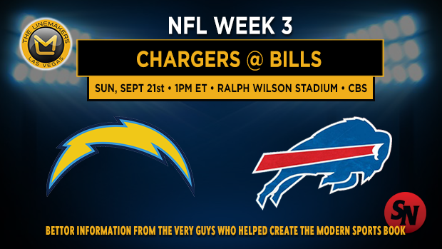 San Diego Chargers @ Buffalo Bills