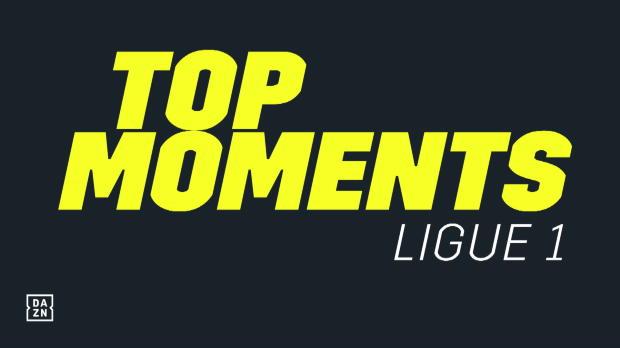Top Moments: Mbappe mit dem Streichel-Fuß
