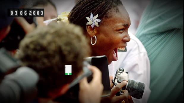 : Il y a 17 ans - Serena, la fin des complexes face à Venus !