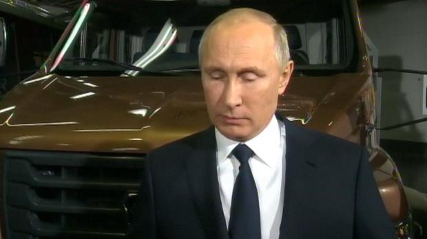 Olympia: Putin nach IOC-Sperre: Kein Boykott!