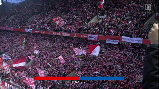 2. Bundesliga: 1. FC Köln - Hamburger SV | DAZN Highlights