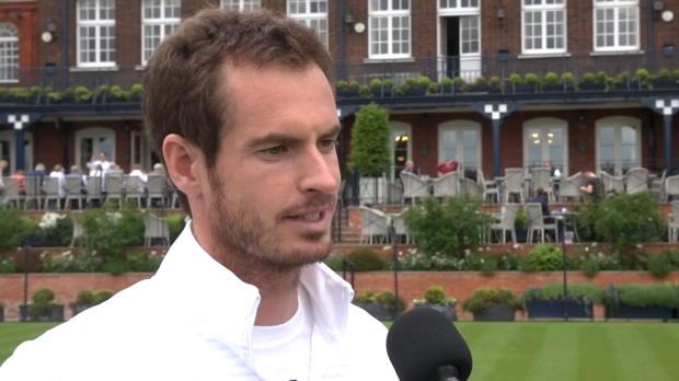 """Murray: """"Es más difícil alcanzar el número 1, que mantenerlo"""""""