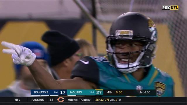 Top 5 Jacksonville Jaguars quarterback Blake Bortles throws | Week 14