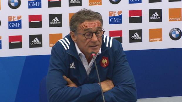 XV de France - Novès - 'Essayer de jouer notre rugby'