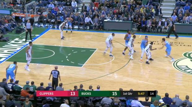 GAME RECAP: Clippers 127, Bucks 120