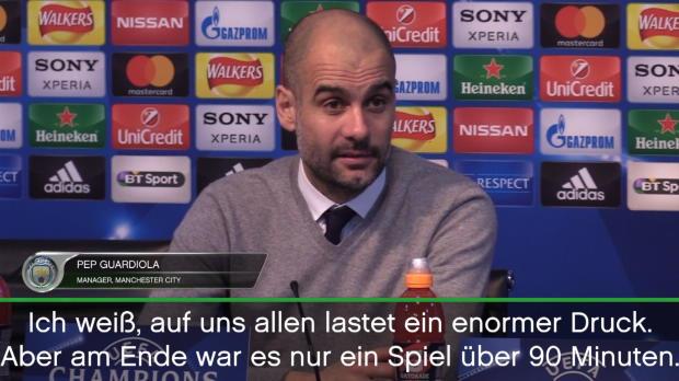 """5:3-Irrsinn! Guardiola: """"Zufrieden, aber ..."""""""