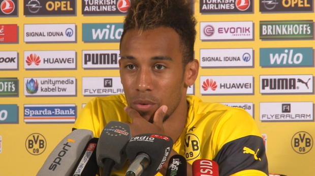 Bundesliga - Dortmund, Aubameyang : 'Je vais faire mieux cette saison'