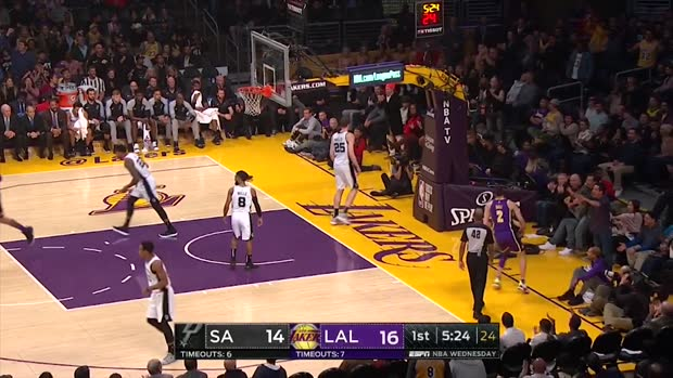 Top 10 Dunks of the Week