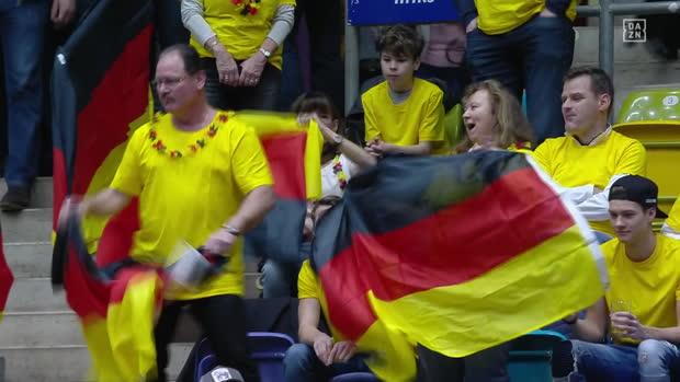Deutschland - Ungarn: Tag 2