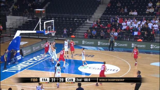 Basket : FIBA - Bleues - La France jouera le Brésil