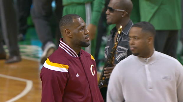 Cavaliers vs. Celtics: Game 4