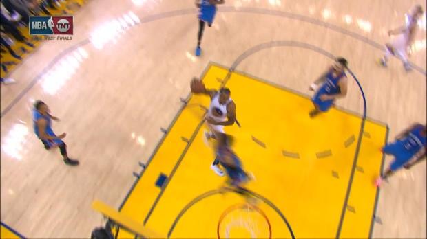 Basket : NBA - Play-offs - Golden State remet OKC à sa place