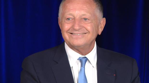 OL - Aulas - 'Notre effectif est tr�s sup�rieur � celui du PSG !'