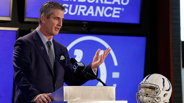 Frank Reich explains the four traits that will mark the Colts