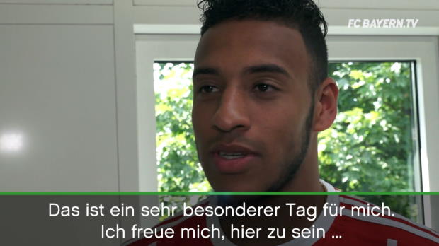 """Tolisso: """"Mit Bayern auf Titeljagd gehen"""""""