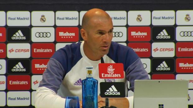 Zidane: Ronaldo-Rückkehr noch ungewiss