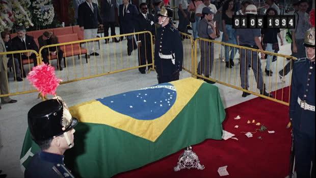 Heute vor 25 Jahren: Senna stirbt in Imola