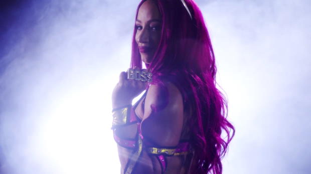 Sasha Banks vows to make history at Royal Rumble - Sunday on WWE Network