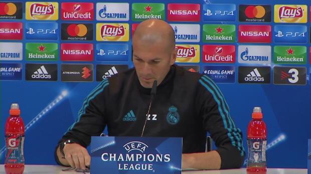 """Zidane-Lob für Kane: """"Ein kompletter Spieler"""""""