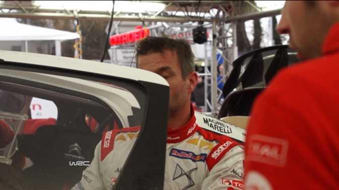 Monte-Carlo - Loeb est parfaitement lancé