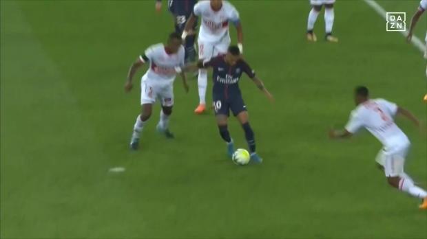 SPOXmas: Neymar verzaubert Paris