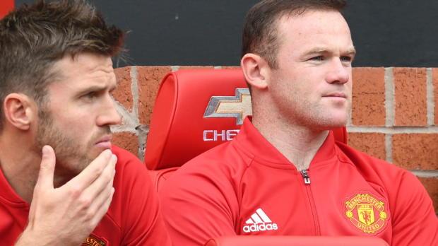"""Mourinho zu Rooney: """"Er bleibt mein Kapitän"""""""