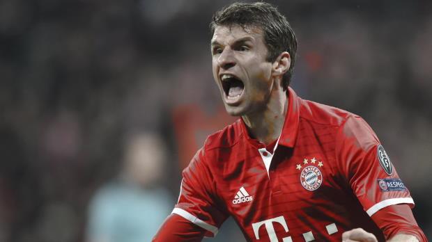 Muller y Lewandowski desmienten que haya crisis en el Bayern