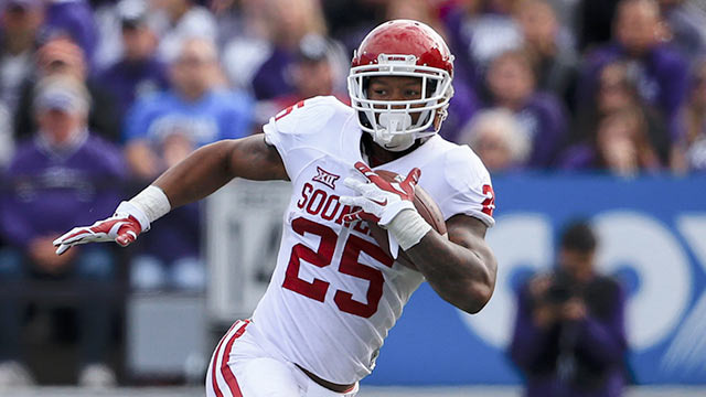 Anthony Munoz announces the Bengals selection of Joe Mixon No. 48 in the 2017 NFL Draft