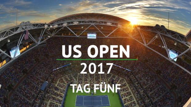 US Open: Cilic raus, Mischa Zverev weiter!