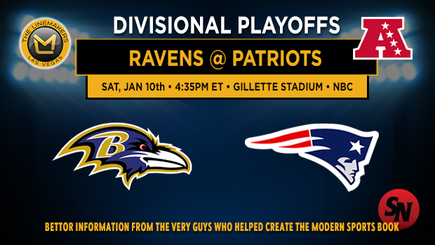 Baltimore Ravens @ New England Patriots