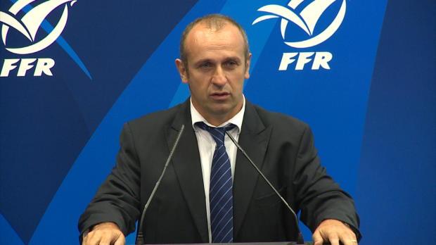 XV de France - PSA - 'Une d�cision murement r�fl�chie'
