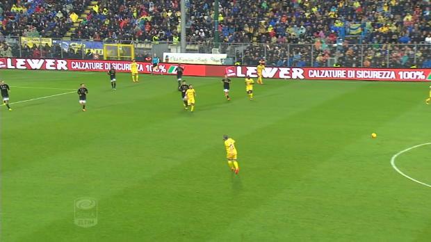 Serie A Round 24: Frosinone 0-2 Juventus